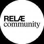 Relæ Community logo